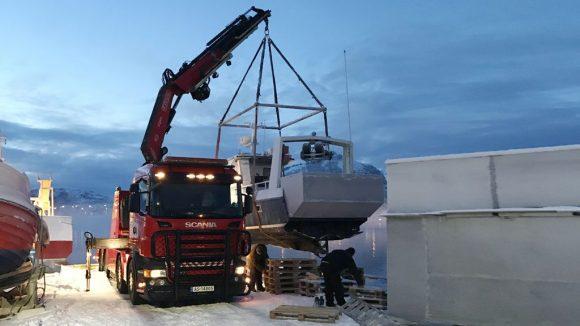Berging av båt